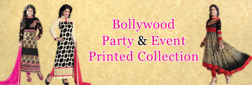 Printed Bollywood Collection