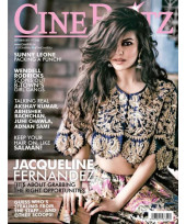 Jacqueline Fernandez Multi Color Outfit Suit in Cover Magazin