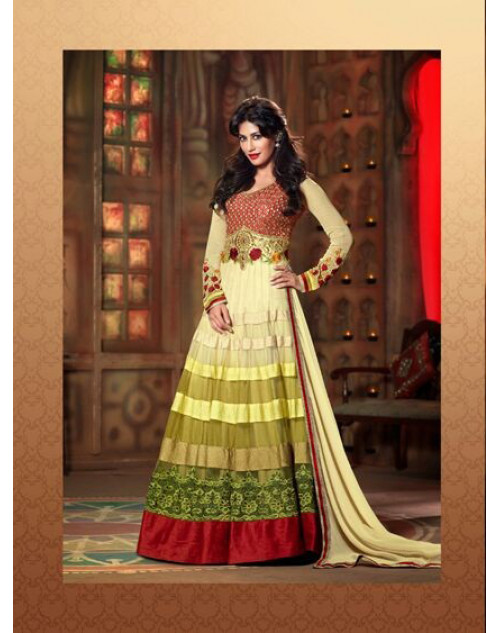 Chitrangada Singh LightGoldenRodYellow Readymade Suit
